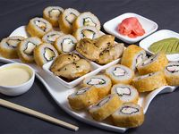 Promo - Simple pero elegante (25 piezas tempura)