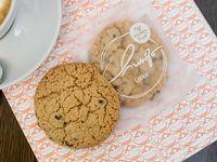 Cookies vainilla