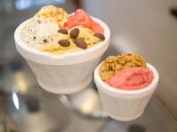 Promo -  Helado 1 Kg + helado 1/4 Kg