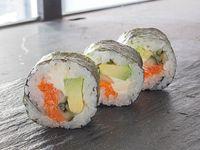 Vegetariano maki (5 piezas)
