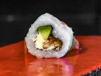 Poison sake roll (8 piezas)