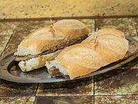 Sándwich de bondiola aburrida
