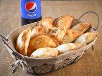Promo - 12 empanadas + Pepsi 1.5  L