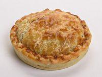 Torta de jamón y queso (individual)