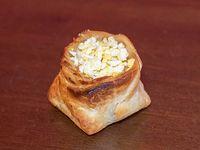 Canastita de panceta y huevo