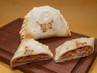 Empanada Barbacoa y Pollo