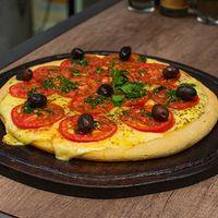 Pizza napolitana grandes