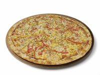 50% OFF - Pizza Familiar Doble Queso Tomate