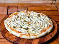 Pizza Pollo con katupiry