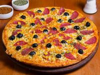 Pizza al salame