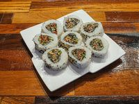 Green vegetariano roll