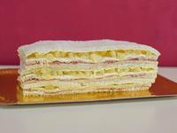 Sándwiches de jamón crudo (12 unidades)