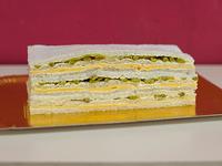 Sándwiches vegetarianos (12 unidades)
