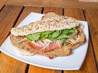 Sándwich de milanesa al horno #9