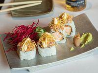Nikkei ceviche roll (8 piezas)