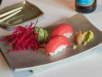 Nigiri atún rojo (5 piezas)
