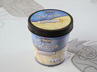 Helado Tentación crema americana 1 L