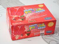 Palitos Grido frutal frutilla o Limón - 20 unidades
