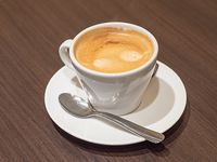 Café espresso Doppio