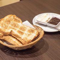 Canasta de tostadas