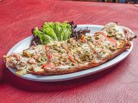 Matambre de cerdo a la pizza