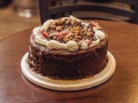 Torta helada de almendras 12porciones