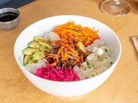 Poke salad veggie