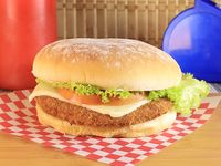 Hamburguesa Chick Burger
