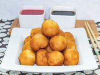 Buñuelo de pollo frito (15 unidades)
