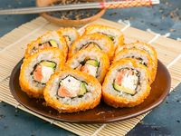 Roll New York hot furai (10 unidades)
