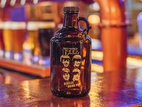 Cerveza artesanal 1L