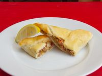 Empanada árabe de carne