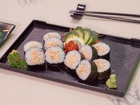 Yaki maki roll (10 unidades)