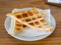 Tostados de pan de miga x 2
