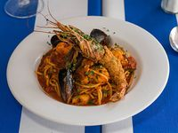 Spaghetti frutto di mare