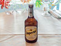Cerveza Imperial porrón 330 ml