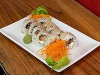 Uramaki sweet salmón