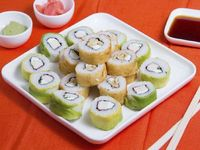 Promo - Bacos 20 Piezas Vegetarianas