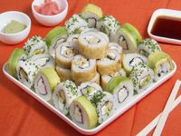 Promo - Bacos 30 Piezas Vegetarianas
