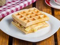 Waffle clasico