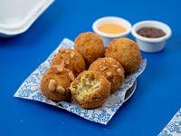 Croquetas de pollo hindi (6 unidades)