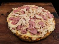 Pizzeta funghi