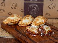 Promo - 3 empanadas + 1 dulce