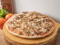 Pizza Especial Pollo con Champiñones