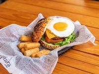 HALAL King burger