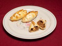 Empanada criolla dulce