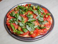 Pizza capresse light