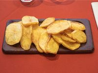 Papas fritas a la española