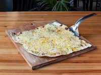 10 - Pizza con provolone