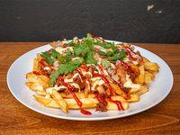 Kimchi fries (pica)